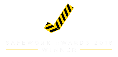 SafeWork Award Winner